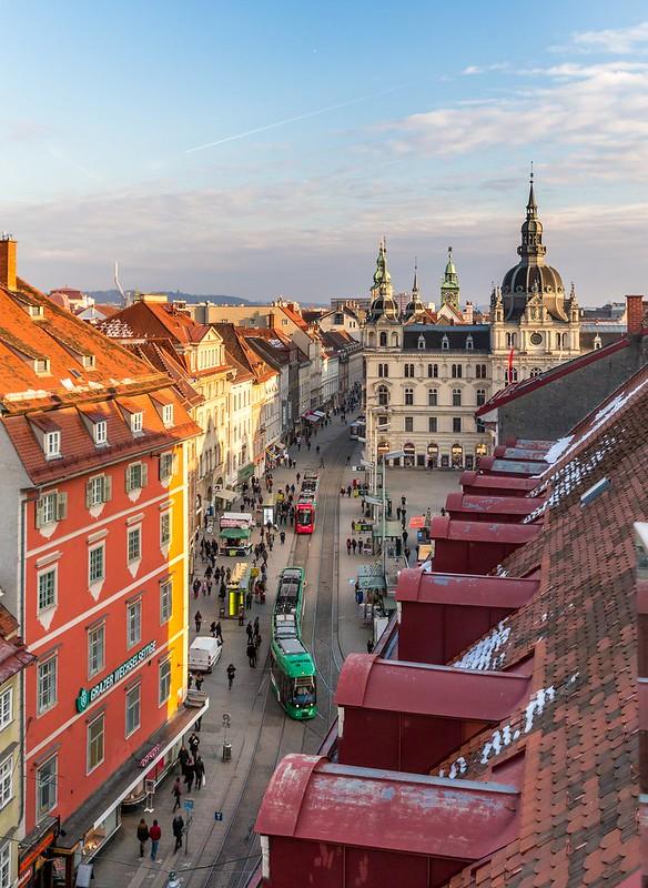 Lovely City - Graz