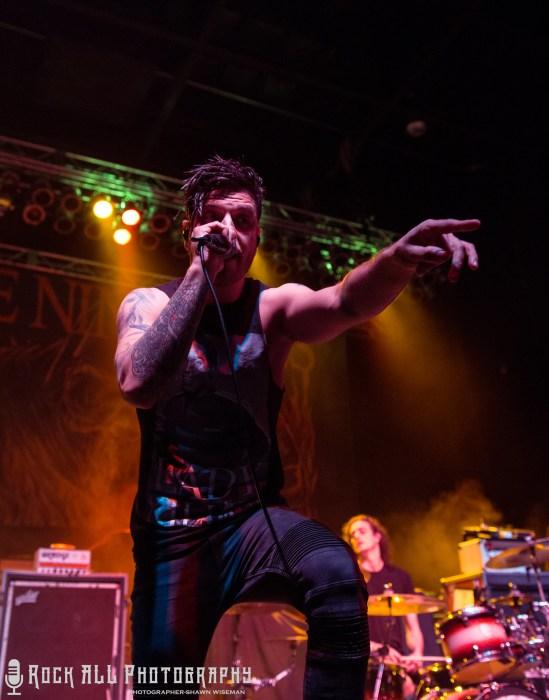Ice Nine Kills - Columbus Ohio - 3/10/18