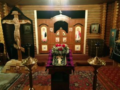 2018 03 10 Inside the Orthodox temple