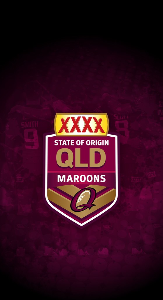 Size Iphone X Wallpaper Qld Maroons Iphone X Lock Screen Wallpaper Splash This