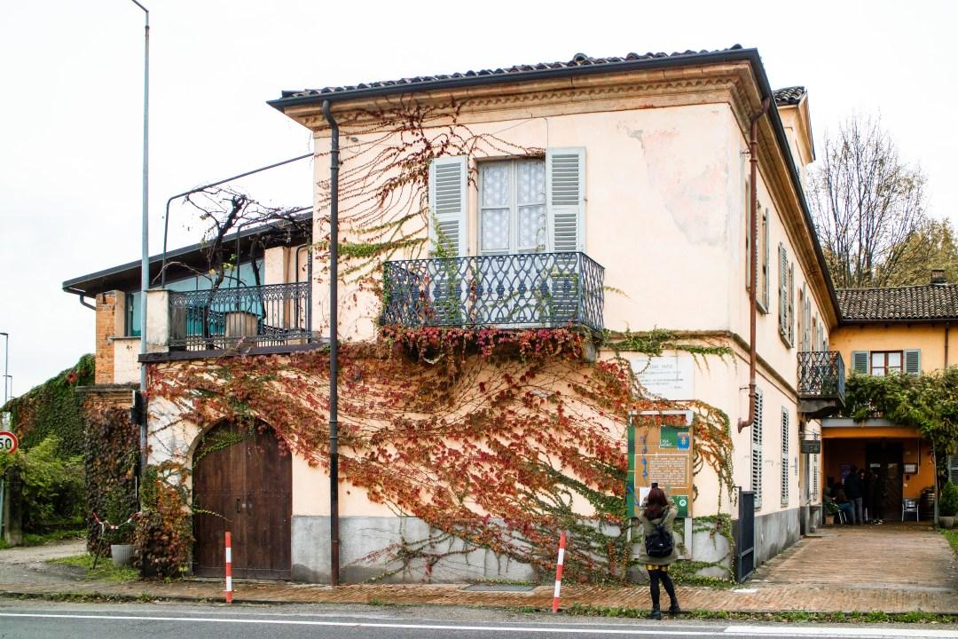Casa di Pavese, Santo Stefano Belbo