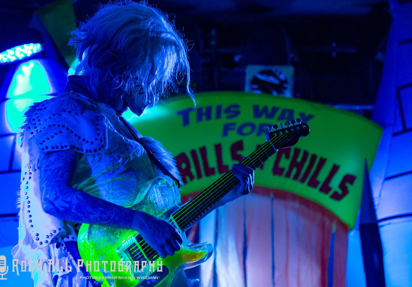 John 5  - Blue Note Harrison - Halloween 2018