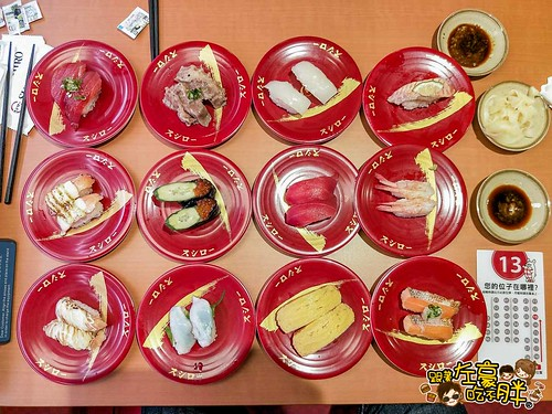 壽司郎夢時代店-7 | 胡 小豪 | Flickr