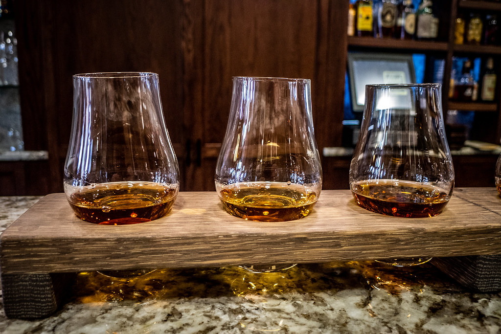 Bourbon Tasting at Husk-007