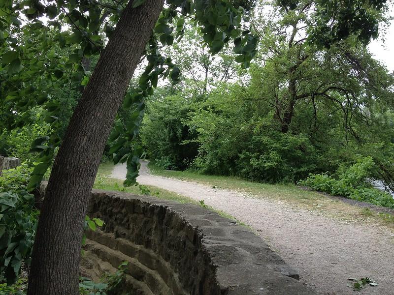 I love a good path