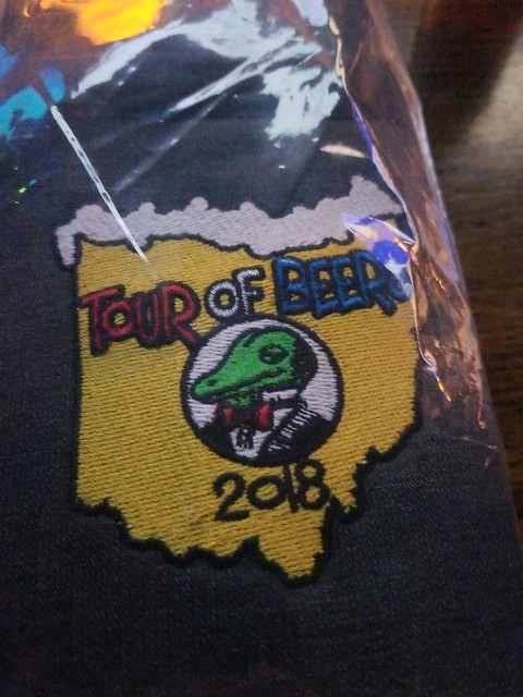 2018 Winking Lizard World Tour of Beers - ACHIEVEMENT UNLOCKED!!!