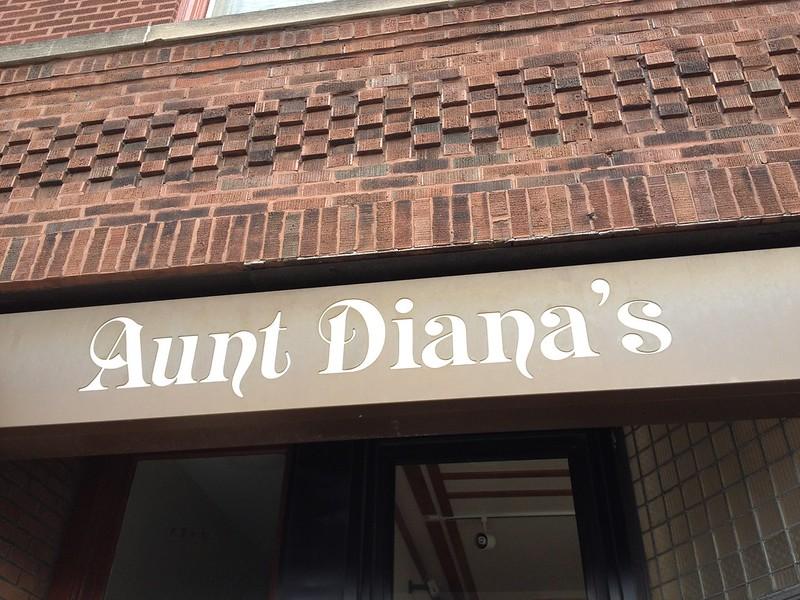 Aunt Diana's