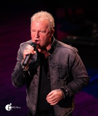 Photos of Glass Tiger at the McPherson Playhouse - November 9th 2018