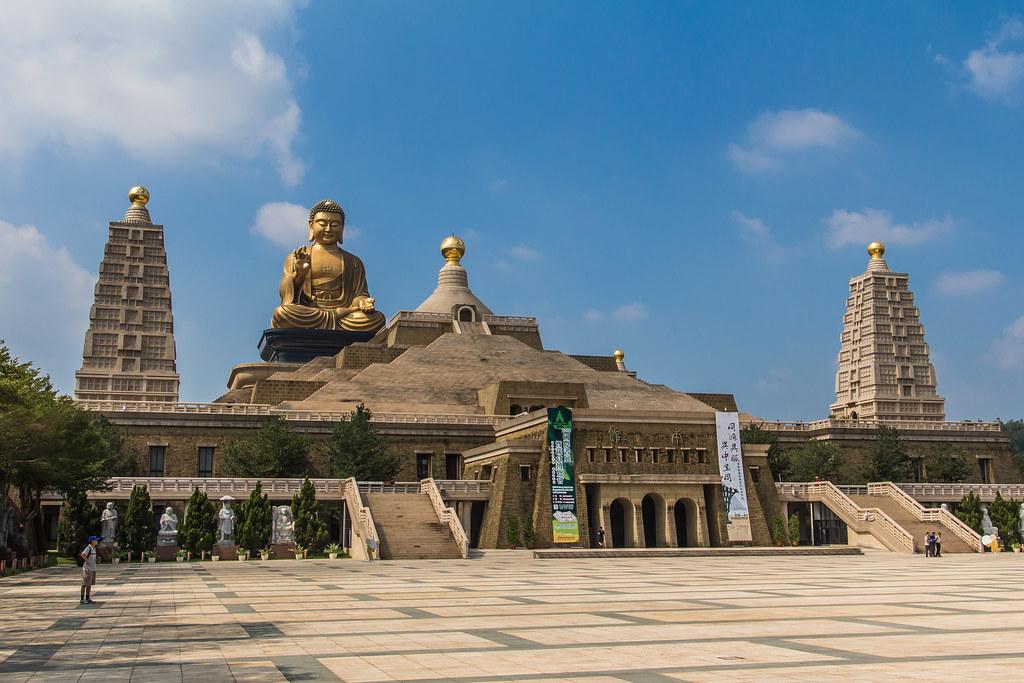 Taiwan #5 | Fo Guang Shan Buddha Museum. Kaohsiung Taiwan | Uwe B. | Flickr