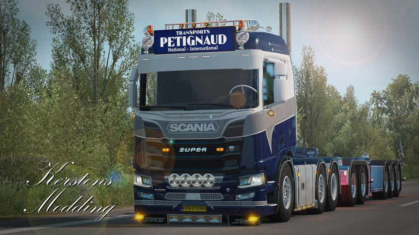 Petignaud ETS2 Kerstens Modding