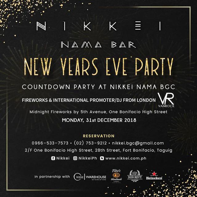Nikkei Nama Bar