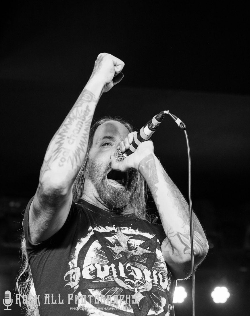 Devil Driver 11/8/18 - Blue Note Harrison - Cincinnati, OH