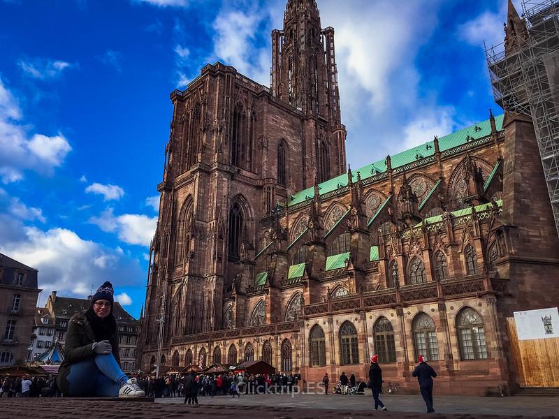 · Catedral de Estrasburgo · Pueblos más bonitos de Alsacia · Alsacia en Navidad ·