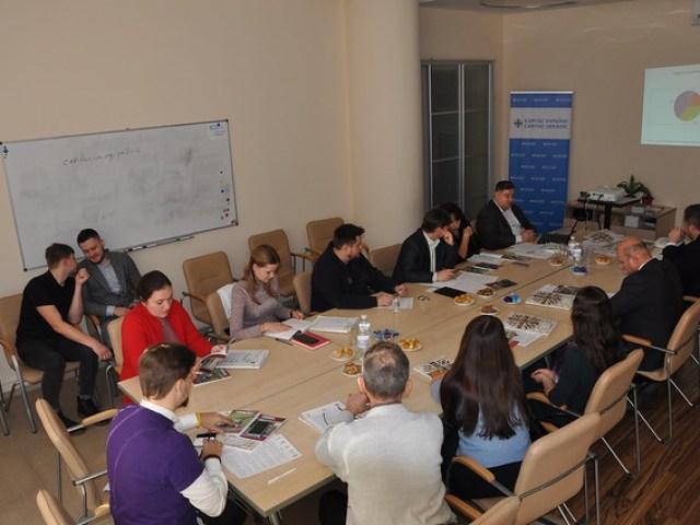 Круглий стіл щодо питань ВПО