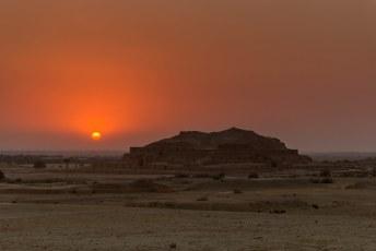 Het is de best bewaarde ziggurat ter wereld en Iran's allereerste door de Unesco tot werelderfgoed verklaard monument.