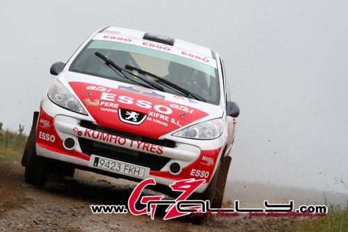 Spanish Rally Gravel Championship 2008.Campeonato de España de Rallyes de Tierra 2008