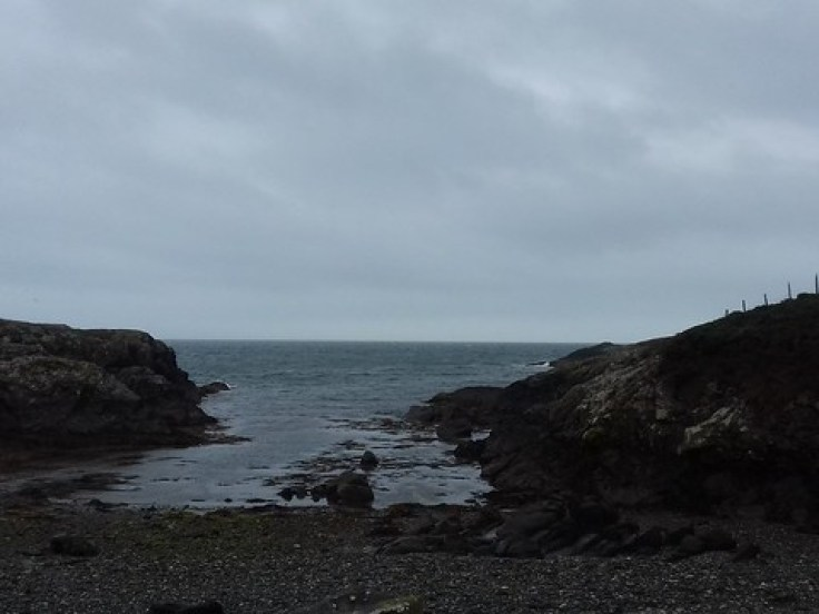 Storm at Rhoscolyn, Wales