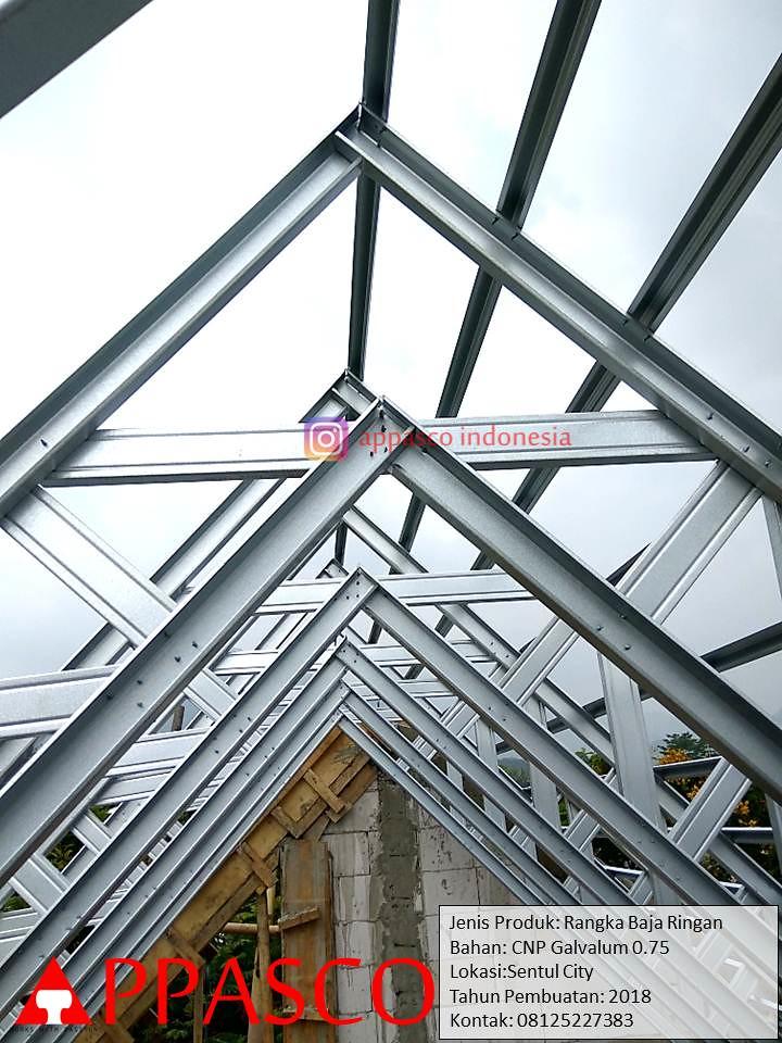 baja ringan cnp rangka atap di sentul city via blogger bit flickr