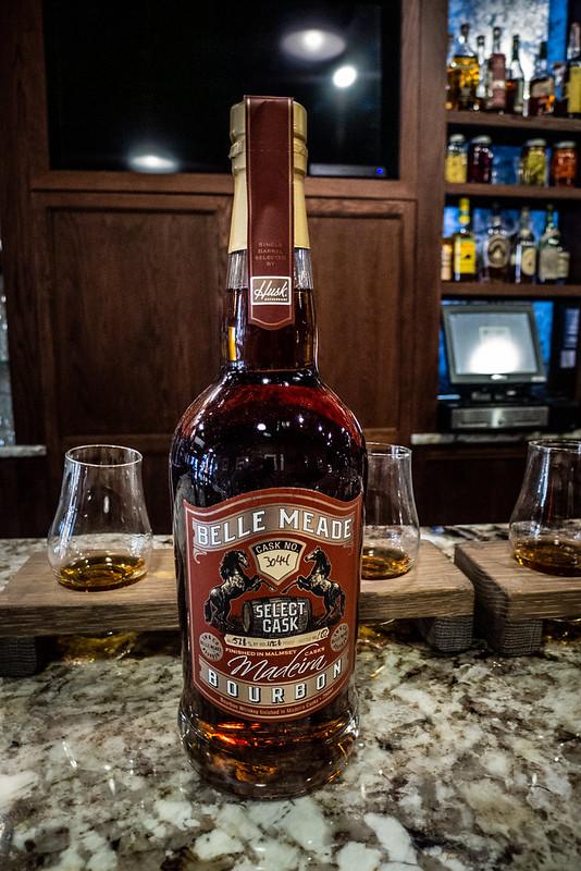 Bourbon Tasting at Husk