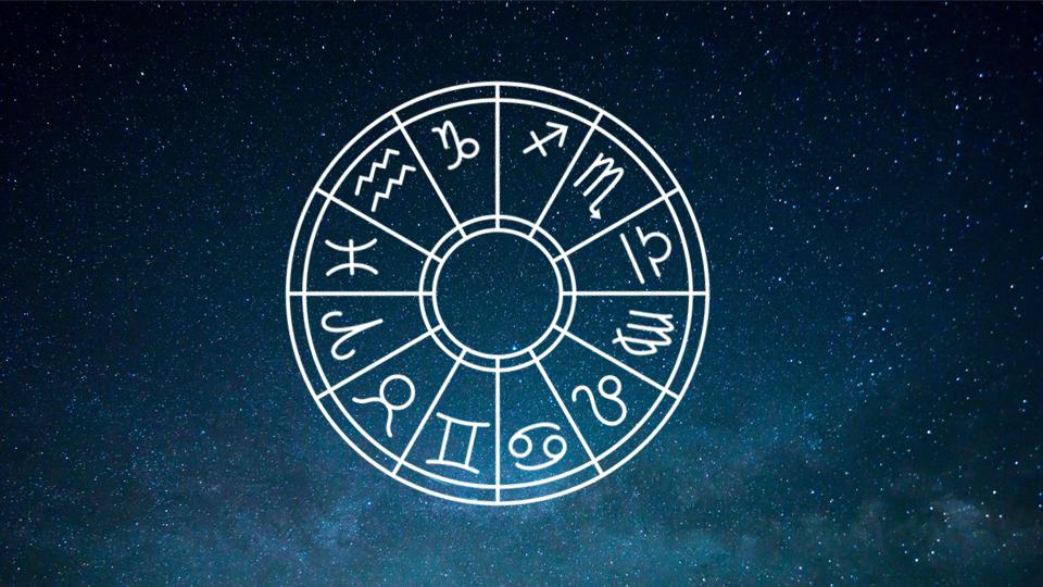 Astrology Horoscope Wheel Chart