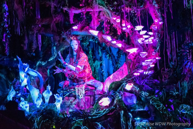 Avatar Land Boat Ride - Na'vi River Journey - Pandora - Animal Kingdom