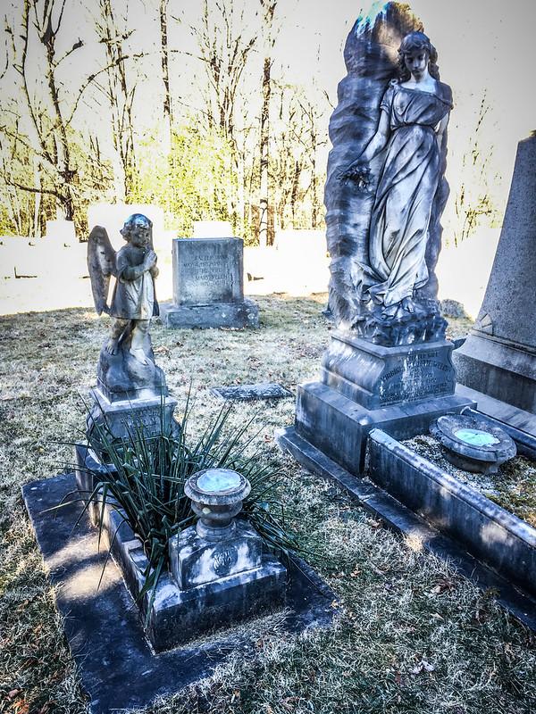 Virginia M. Welch grave