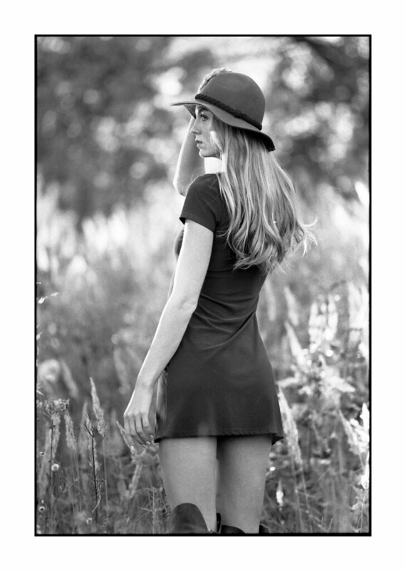 Nikon F5 B&W Fashion