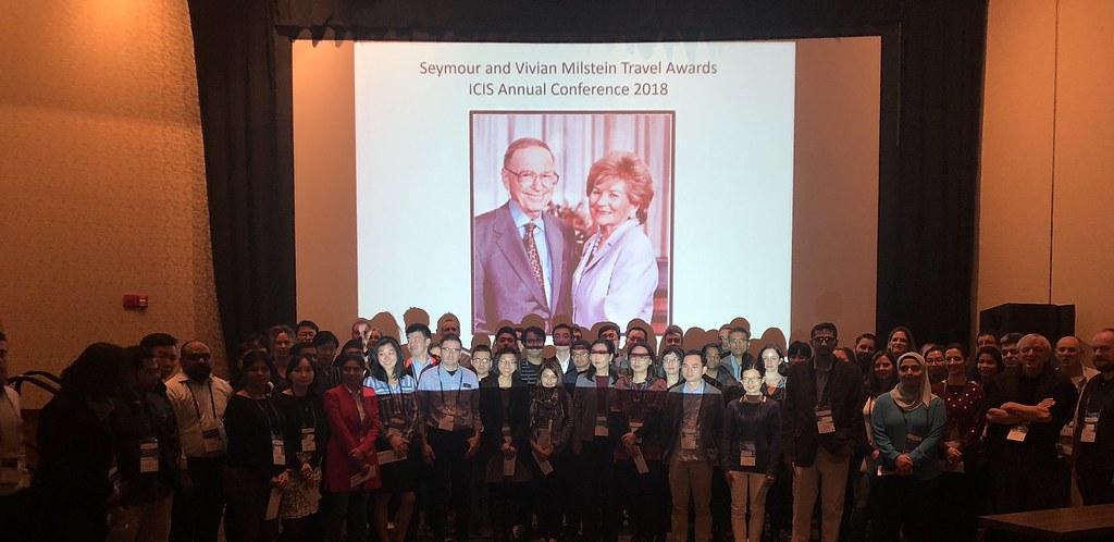 milstein travel awards