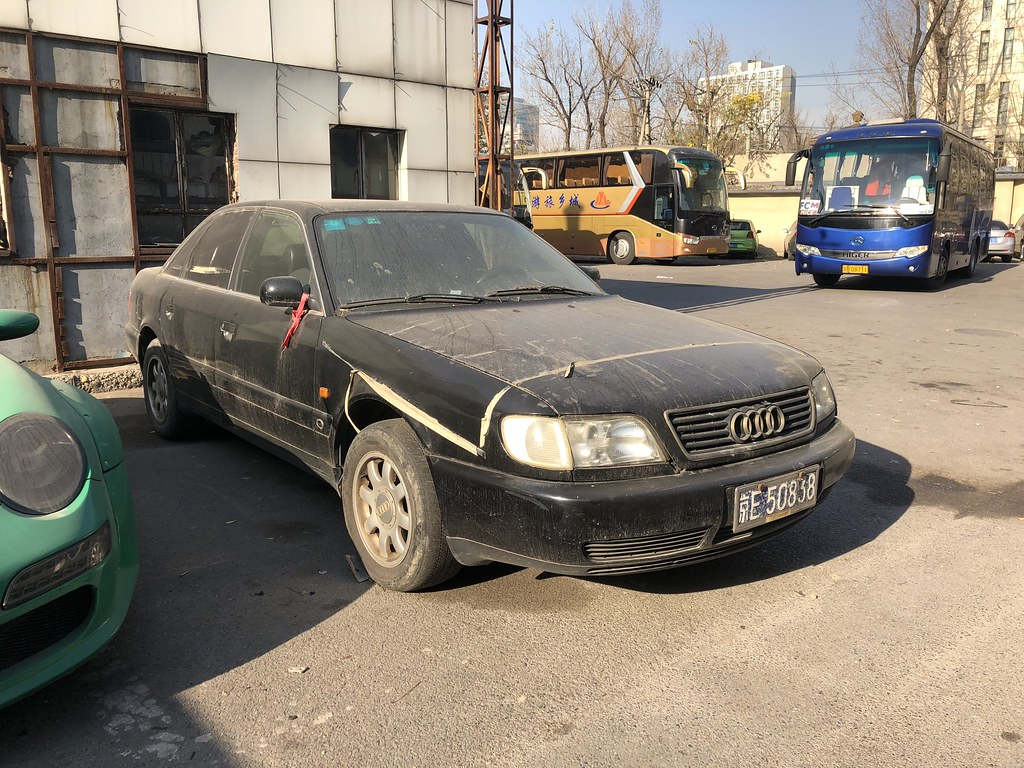 hight resolution of  beijing audi a6 c4 european import 1994 1997 by ams061974