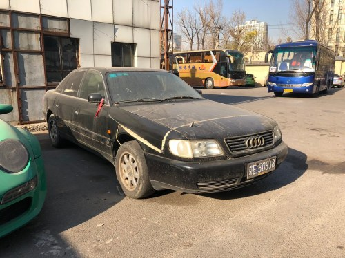small resolution of  beijing audi a6 c4 european import 1994 1997 by ams061974