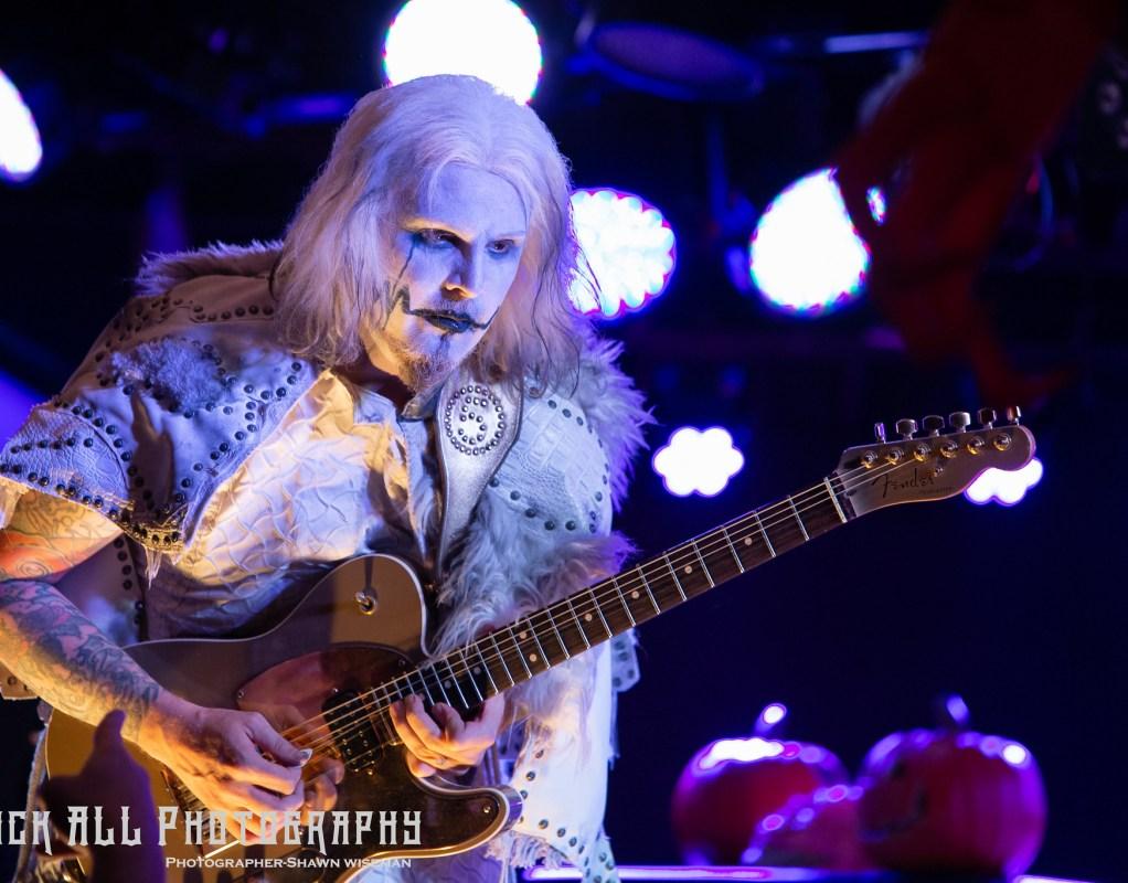 John 5  - Blue Note Harrison - Halloween 2018