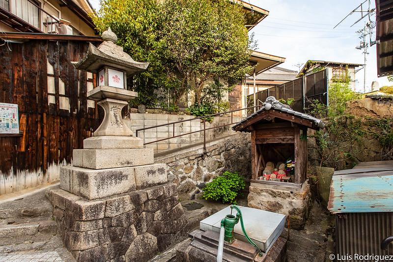 Rincones de Onomichi
