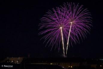 Volksfest 2015 - Feuerwerk Vol. 2