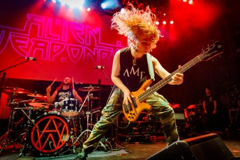 Alien Weaponry at The Fillmore Silver Spring in Silver Spring, MD on December 5th, 2018