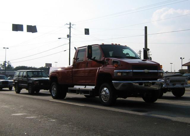 big ol truck i