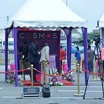 AOS Africa Abidjan Inauguration du centre commercial Cosmos Yopougon.