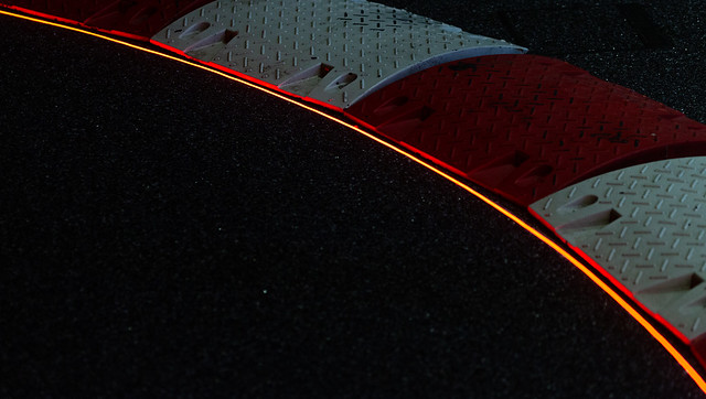 Lighted curve
