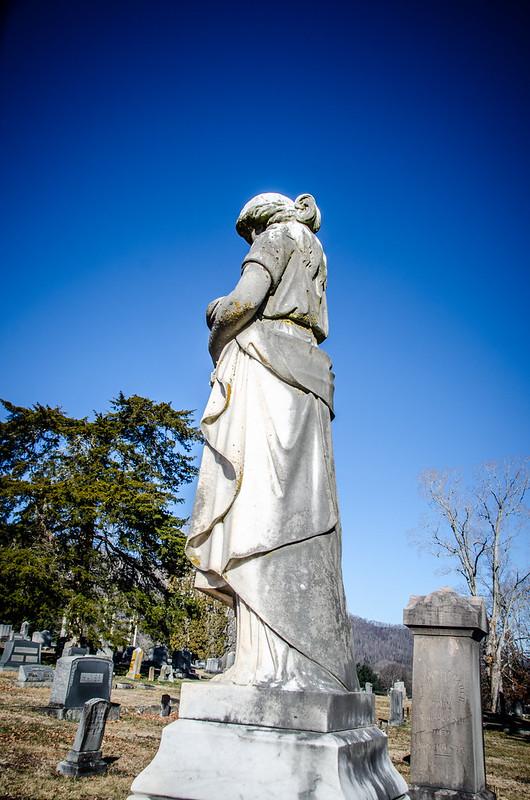 Ina Otelia Davies grave-004