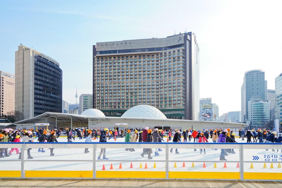 首爾廣場酒店傲途格精選 外觀