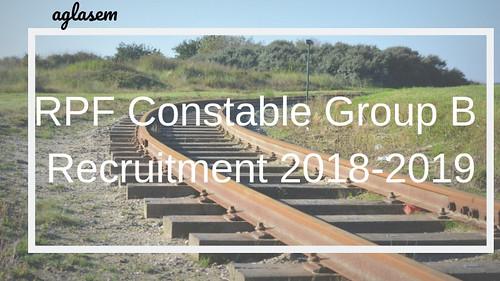 RPF Constable Group B