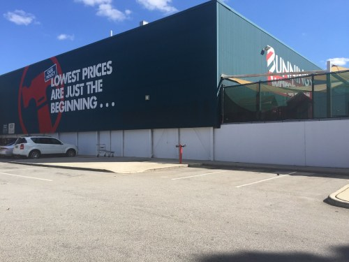 small resolution of  bunnings cannington last days of original site by as 1979