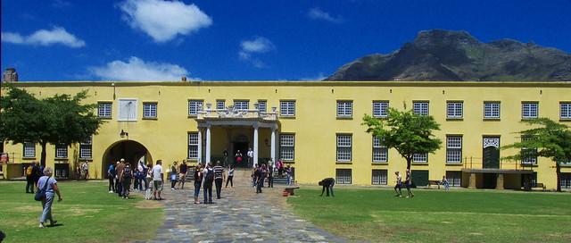 Cape Town : Castle of Good Hope