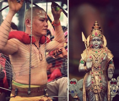 Thaipusam Piercing And More: The Fervor Of Extreme Devotion