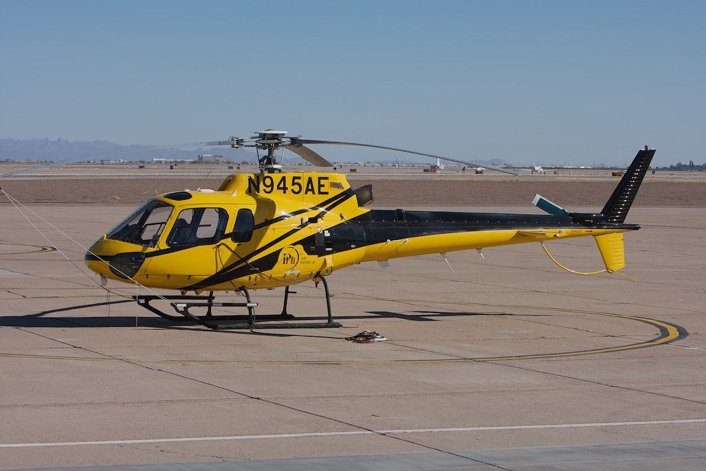 Aerospatiale AS350B2 Ecureuil  Mesa Williams Gateway