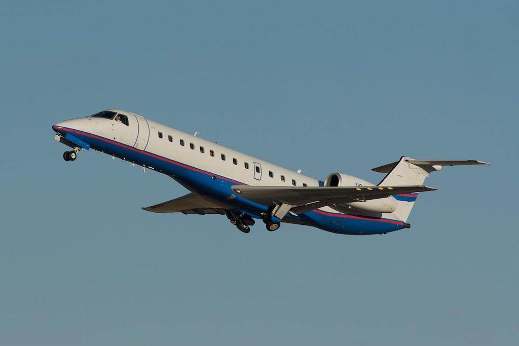 Embraer Emb135  Mesa Williams Gateway KIWA 10 February