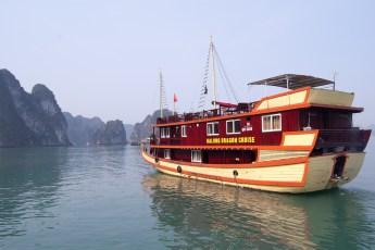 Ha Long Dragon Cruise
