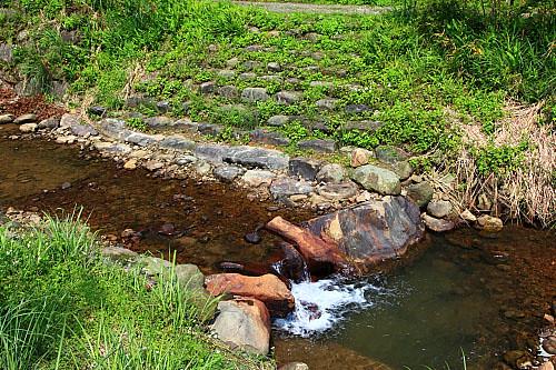 GE77后番子坑溪生態工法教學園區-砌石護岸   盧裕源   Flickr