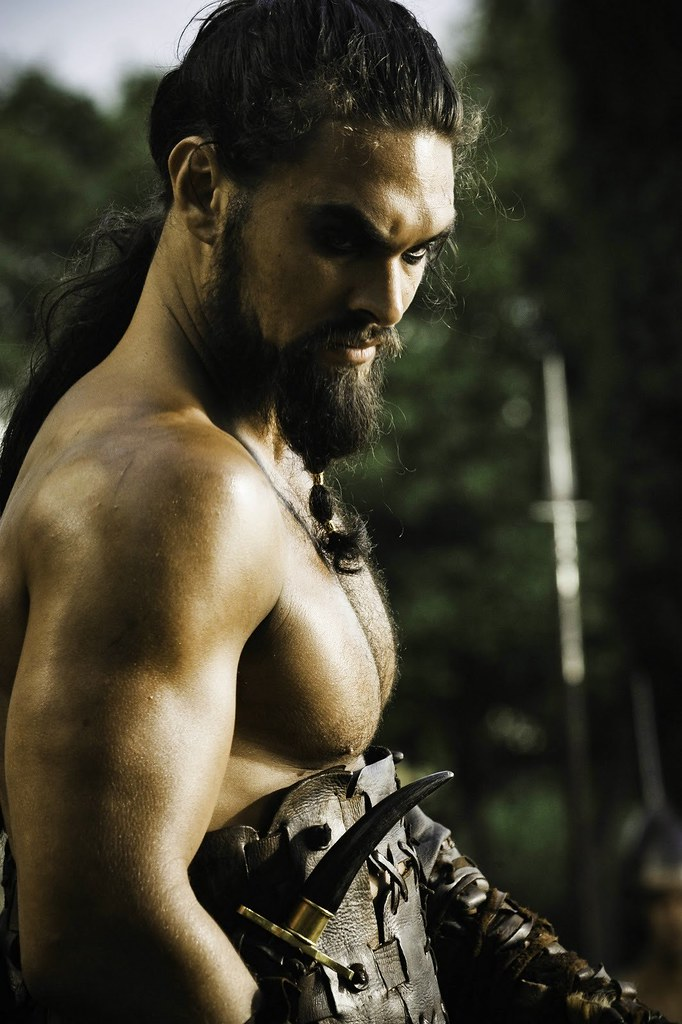 Drogo Game Of Thrones : drogo, thrones, Khal-Drogo-game-of-thrones-20742562-1065-1600, Novelopinion, Flickr