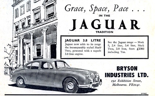 Flickr: The Old Car Adverts Pool