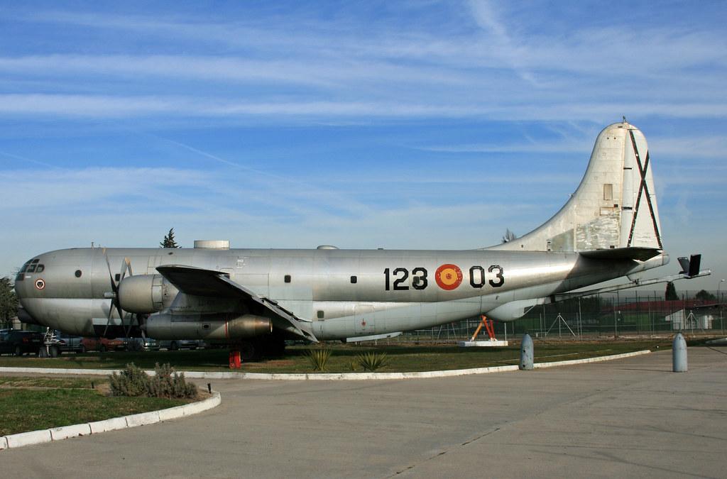 Boeing KC-97L Spaniah Air Force TK1-3 - 123-03